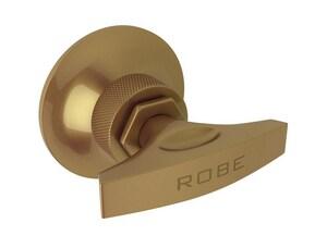 ROHL® Michael Berman Graceline™ 1 Robe Hook in French Brass RMBG7FB