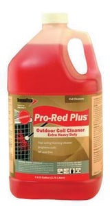 Diversitech Pro-Red Plus™ 1 gal. Coil Cleaner DIVPROREDPLUS
