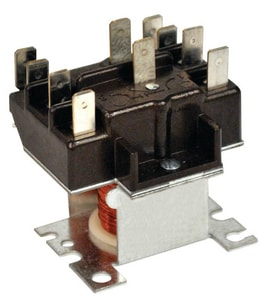 Motors & Armatures Series 902 24V Double Pole Double Throw Relay Jard MAR92340
