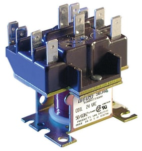 Motors & Armatures Series 903 24V Double Pole Double Throw Relay MAR90340