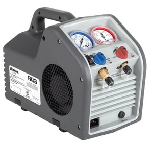 Service Solutions US R-410A Refrigerant Recovery Machine RRG3