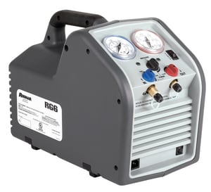 Service Solutions US R-410A Portable Refrigerant Recovery Machine RRG6