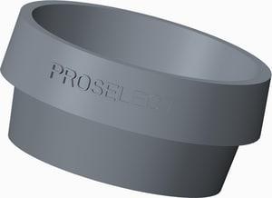 PROSELECT® 5-1/4 x 2 in. Cast Iron Valve Box Lid Riser IVBR514 at Pollardwater