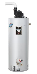 Bradford White TTW® 75 gal. Tall 76 MBH Potable Water and Residential Natural Gas Water Heater BRG2PV75H6N