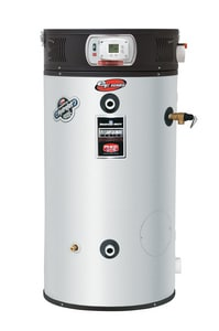 Bradford White eF Series® 100 gal. 199.99 MBH Natural Gas Commercial Water Heater BEF100T199E3N