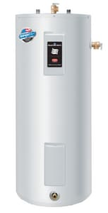 Bradford White 50 gal Tall and Upright 4.5kW 2-Element Residential Electric Water Heater BRE250T61NCWW