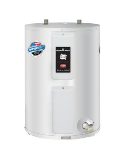 Bradford White 47 gal Lowboy 4.5kW 2-Element Residential Electric Water Heater BRE250L61NCWW