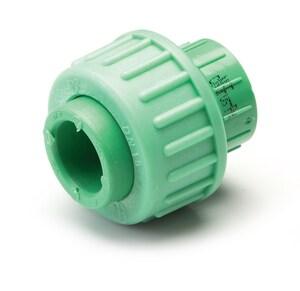 Aquatherm Greenpipe® Straight SDR 6 Polypropylene Union A0115838
