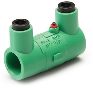 Aquatherm Greenpipe® 6 in. Socket Straight Polypropylene Electrofusion Coupling A0117230