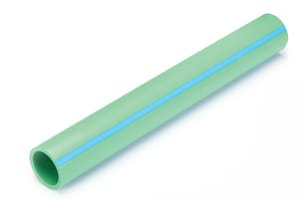 Aquatherm Greenpipe® 13 ft. x 1/2 in. SDR 11 Plain End Non-Faser Fusion Polyethylene A06102084M