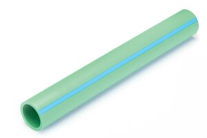 Aquatherm Greenpipe® 19 ft. x 6 in. SDR 11 Plain End Non-Faser Fusion Polyethylene A0610M