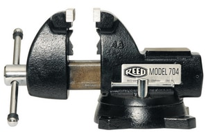 REED 705 MID LINE VISE 5IN R01387 at Pollardwater