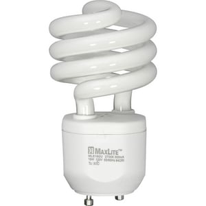 Progress Lighting MaxLite™ 18W Compact Fluorescent Light Bulb with GU24 Base PMLSGUWW