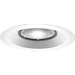Progress Lighting Recessed Open Recessed Trim in White PP807328