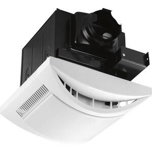 Progress Lighting 80 CFM Bathroom Fan 13 W PPV02130WB