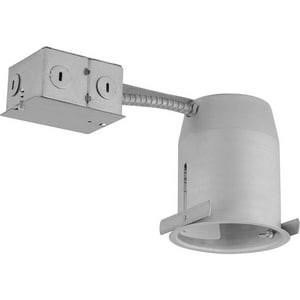 Progress Lighting Recessed 4 in. Non-IC Remodel Housing Incandescent PP832TG