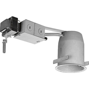 Progress Lighting Recessed 5-1/2 in. 50W Low Voltage Remodel Non-Insulated Ceiling Recessed Housing PP818TG