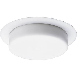 Progress Lighting Recessed 40W Recessed Trim in Bright White PP810928