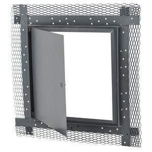 Elmdor/Stoneman 8 in. Galvanized Steel Lath Access Door EML88PCSDL