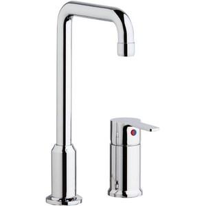 Elkay Everyday Single Handle Kitchen Faucet in Polished Chrome ELKE413945RSC