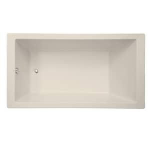 Signature Hardware Sitka Drop-In Bathtub in Biscuit MIRSKA6636BS