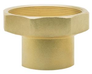 Webstone Company Hydro-Core™ 1-1/4 in. Sweat Brass Ball Valve WHCE55