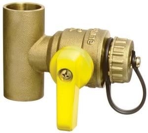 Webstone Company Pro-Pal Series® 1/2 in. 600# WOG Copper T-Drain WH50672W