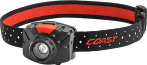 Coast Cutlery FL70 3.6 oz. 405 Lumen LED Twisted Headlamp Focus C21324