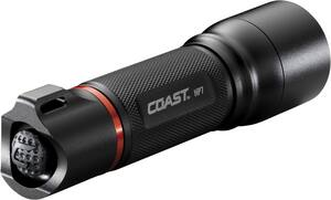 Coast Cutlery HP7 LED Alkaline 5-3/5 in. Flashlight CHP8407CP at Pollardwater