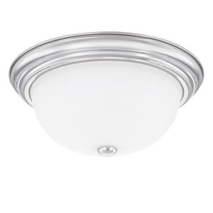 Capital Lighting Fixture 15 in. 3-Light Ceiling Fixture in Polished Chrome C2765CH
