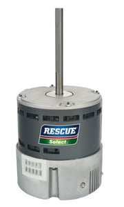 U.S. Electrical Motors Division Rescue® Select 3/4 hp 1050 RPM 208/230V Blower Motor USM6641RS