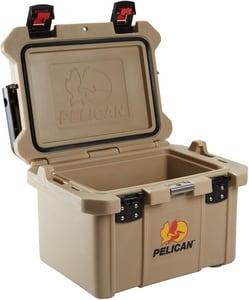 Pelican 20 qt Cooler in Navy Blue P3220QCCNVBU