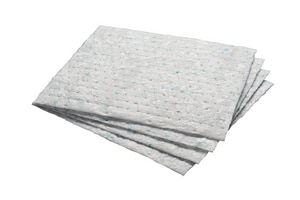3M 17 in. Sorbent Pad (Case of 100) 3M05112585864
