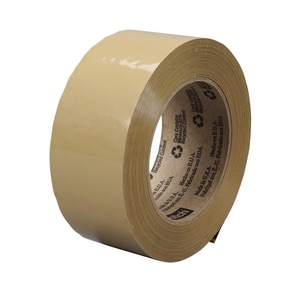 3M Scotch® 50m x 72mm Box Sealing Tape 3M02120018197