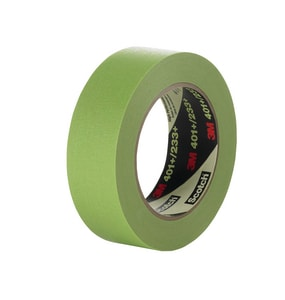 3M 55m x 48mm High Performance Masking Tape in Green 3M05111564769