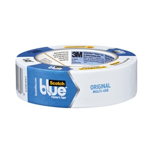 3M ScotchBlue™ 60 yd. x 1-1/2 in. Painters Tape in Blue 3M05111503682
