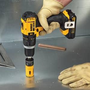 DEWALT Cordless 20V 1/2 in Hammer Drill Kit DDCD785C2