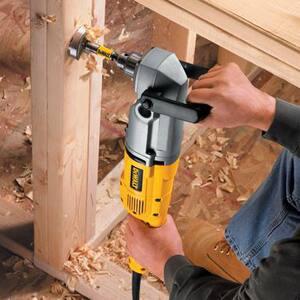 DEWALT 27 x 1/2 in. Joint/Studding Right Angle Drill DDW124