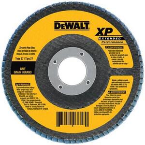 DEWALT 5/8 - 11 in. Flap Disc DDW8359