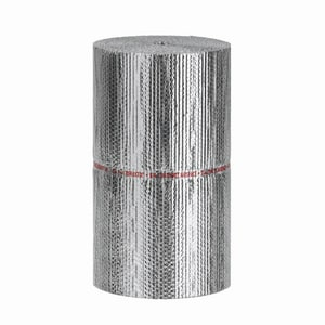 Reflectix 24 in. x 50 ft .Standard Edge Duct Wrap Insulation RHVBP2405002