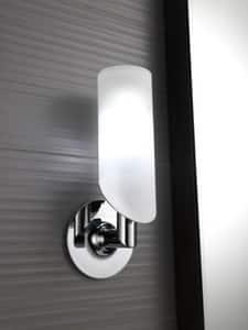 Brizo Odin® 1-Light Wall Sconce in Matte Black D697075BL