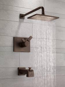 Delta Faucet Vero® Single Handle Single Function Bathtub & Shower Faucet in Venetian Bronze Trim Only DT17T453
