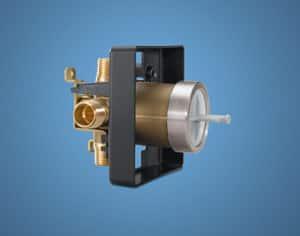 Delta Faucet Multichoice® 1/2 in. PEX Crimp Pressure Balancing Valve DR10000PXWS
