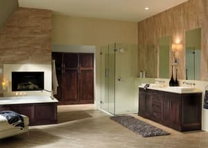 Delta Faucet Cassidy™ Two Handle Single Function Shower Faucet in Venetian Bronze (Trim Only) DT17297RB