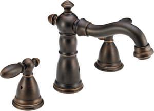 Delta Faucet Victorian® Two Handle Roman Tub Faucet in Venetian Bronze Trim Only D2755RB616RB
