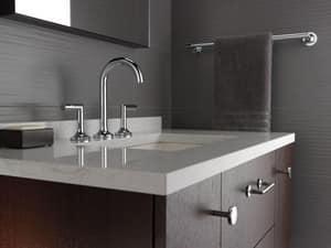 Brizo Odin™ 18 in. Towel Bar in Matte Black D691875BL