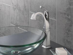 Delta Faucet Dryden™ 1.5 gpm Single Lever Handle Lavatory Faucet D751DST
