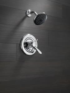 Delta Faucet Lahara® Monitor 17 Series Shower Only Trim in Polished Chrome (Trim Only) DT17238