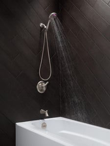 Delta Faucet Lahara® Valve Trim in Brilliance Stainless DT14038SS