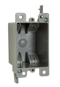 RACO 14 cu in. Single Device Non-Metallic Old Work Cable Box R7887RAC